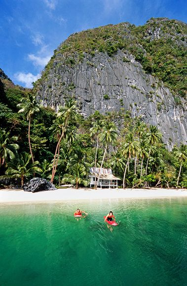 Tropical, Palawan, Philippines