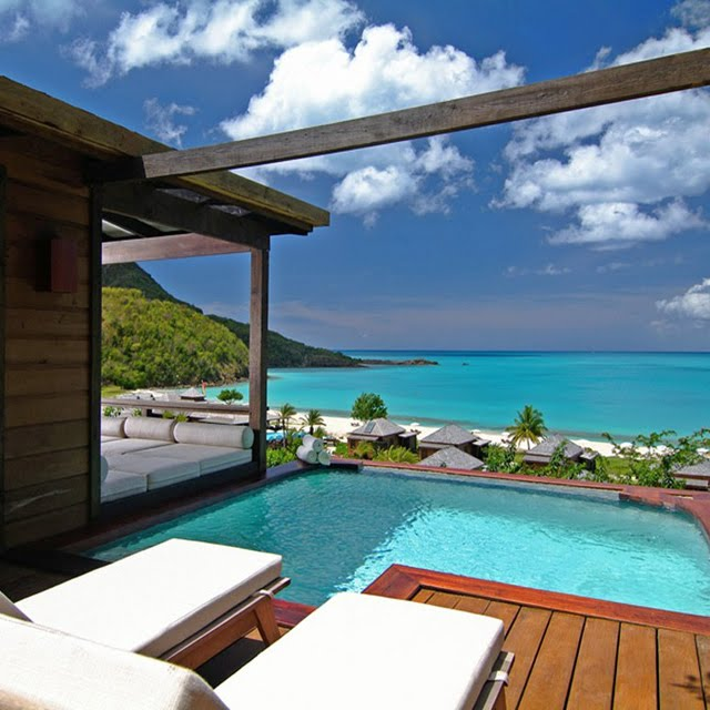 Hermitage Bay Resort, Antigua