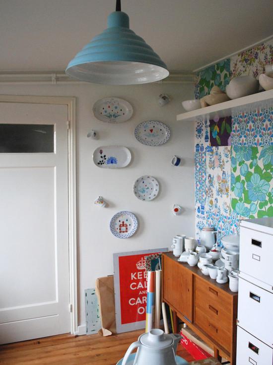 Nina Van De Goor S Home Studio (Amsterdam)